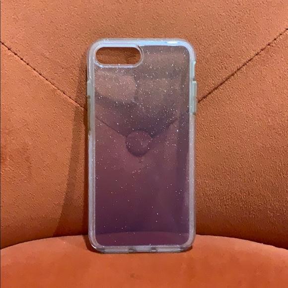 super popular 1e4ba a30b3 Otterbox Ombré Stardust iPhone 7/8 plus